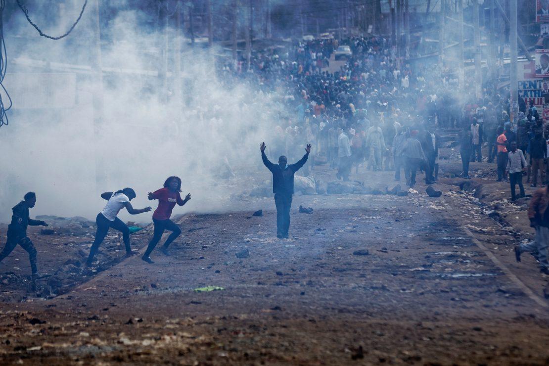 Kenia: una explicación de la violencia postelectoral