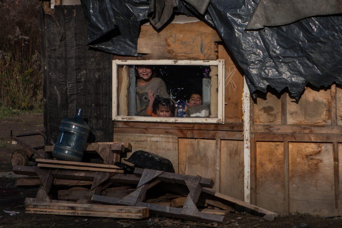 Eslovaquia: un muro para apartar a los gitanos
