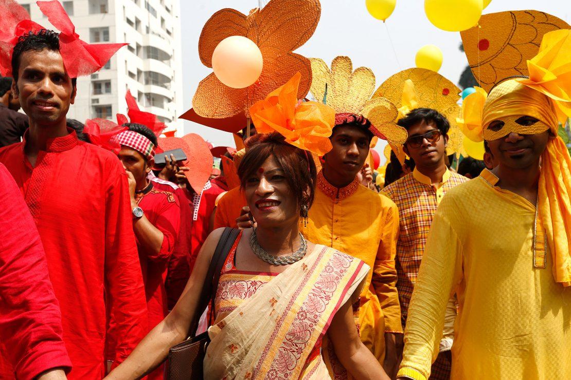 La vida secreta del colectivo homosexual en Bangladesh