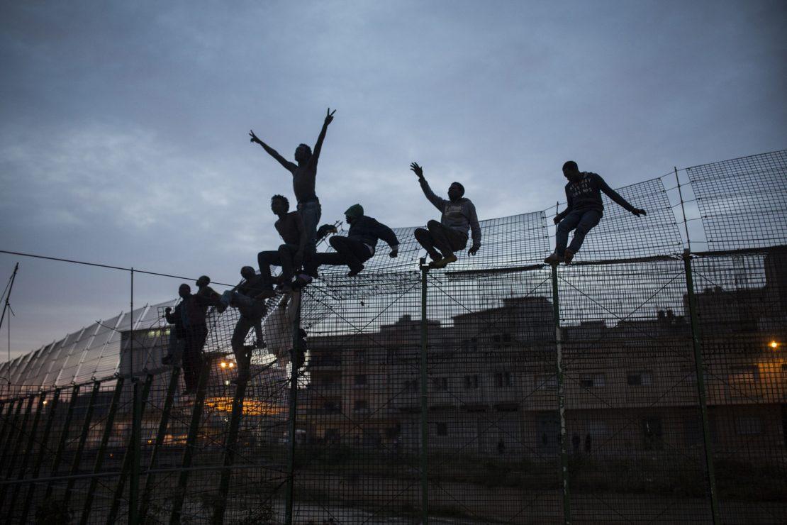 Refugiados, desplazados y migrantes
