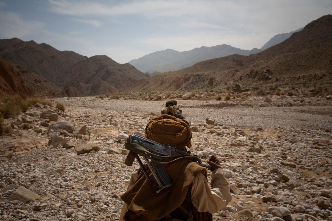 Baluches, en la periferia de la historia