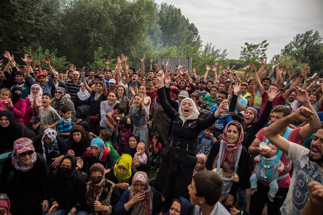 Europa y la crisis de los refugiados, en cifras