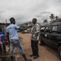 "Sierra Leona: ""Ébola, mi enemigo"""