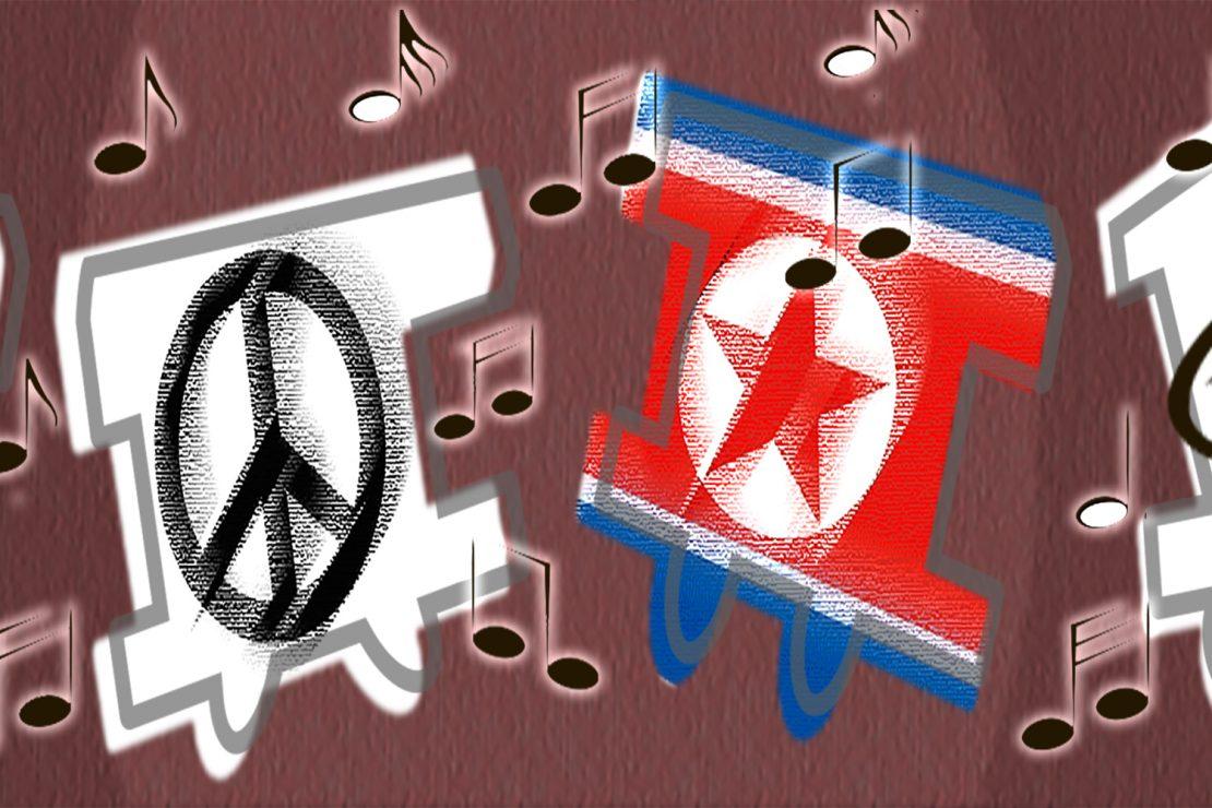 La diplomacia de la música en Corea