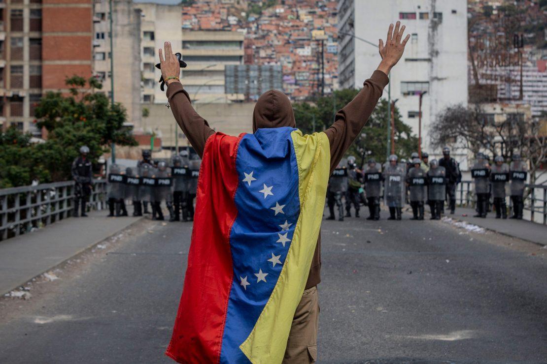 Las dos batallas de Venezuela