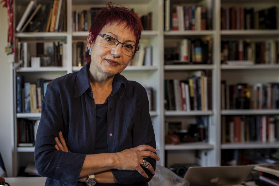 Anna Bosch recibe el Premio Ernest Udina 2020