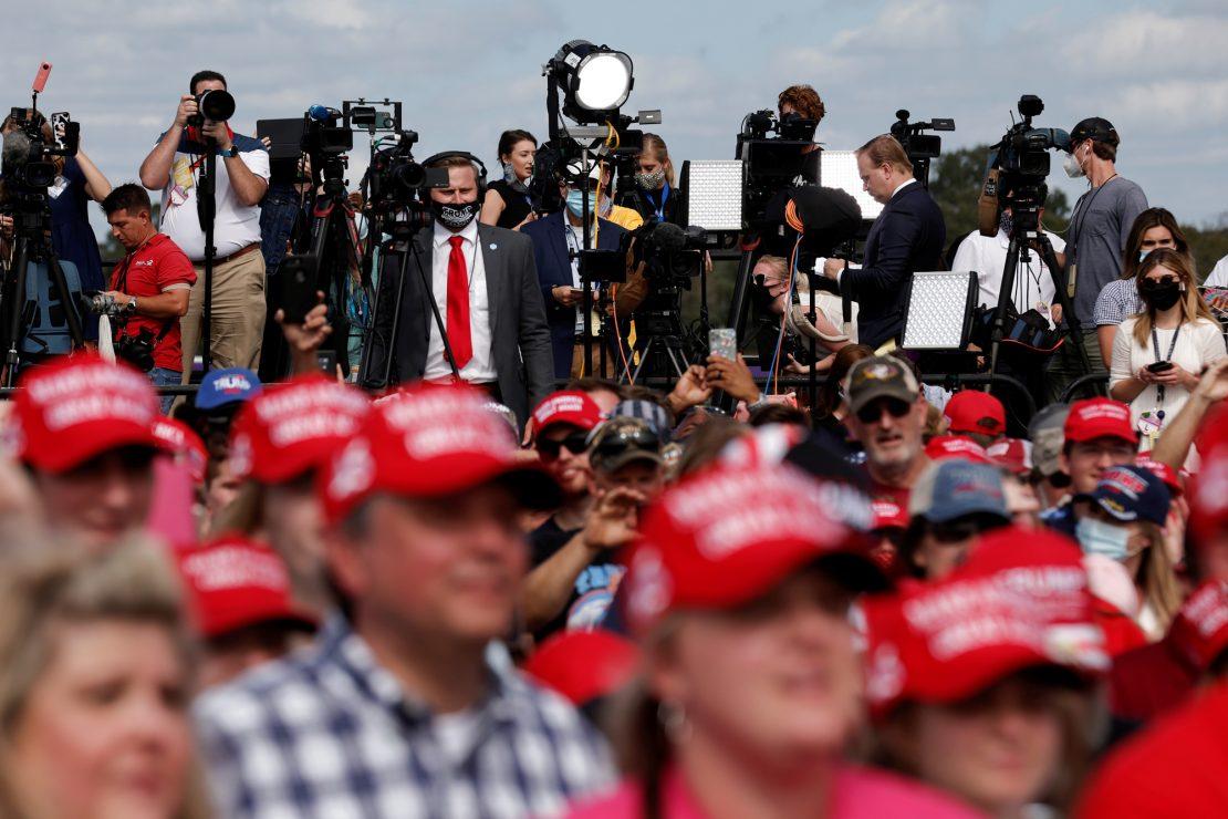 La cuenta atrás: Trump y los medios