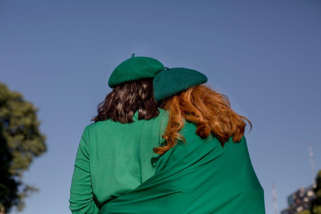 El espíritu del pañuelo verde