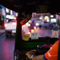 El rickshaw