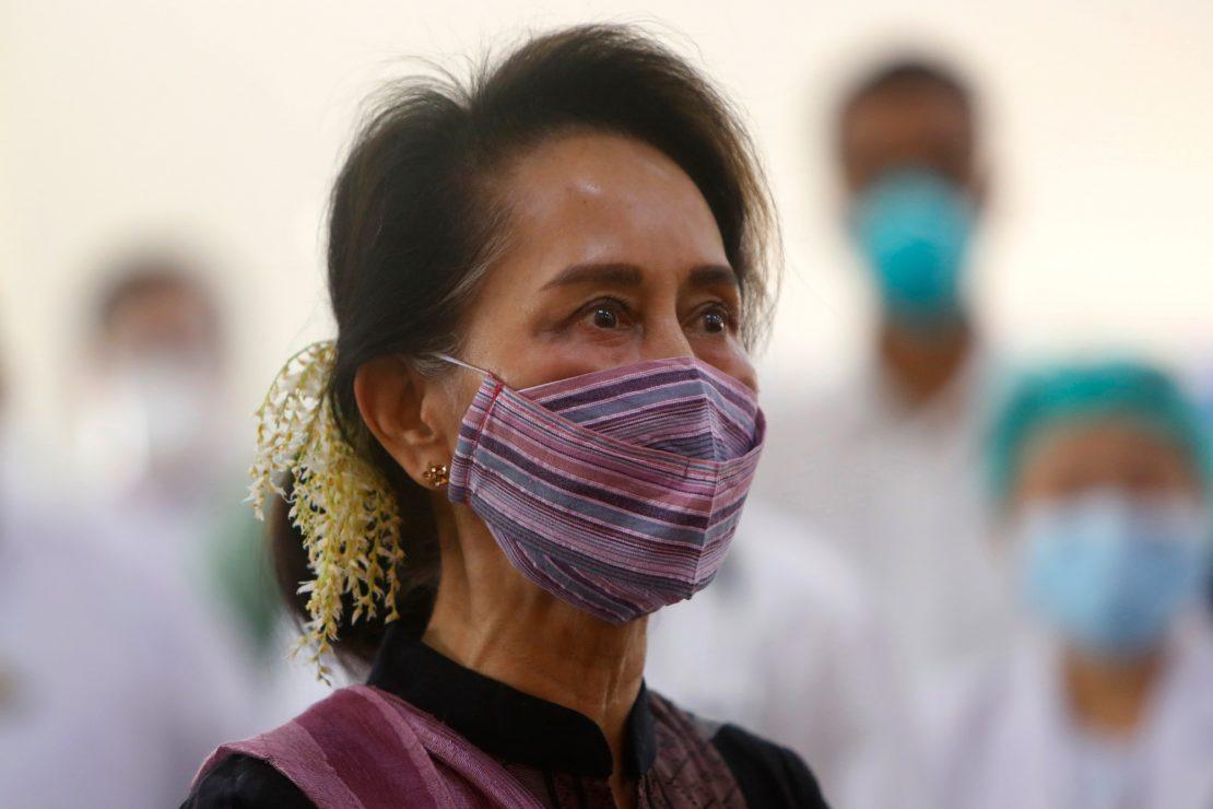 Golpe militar en Birmania