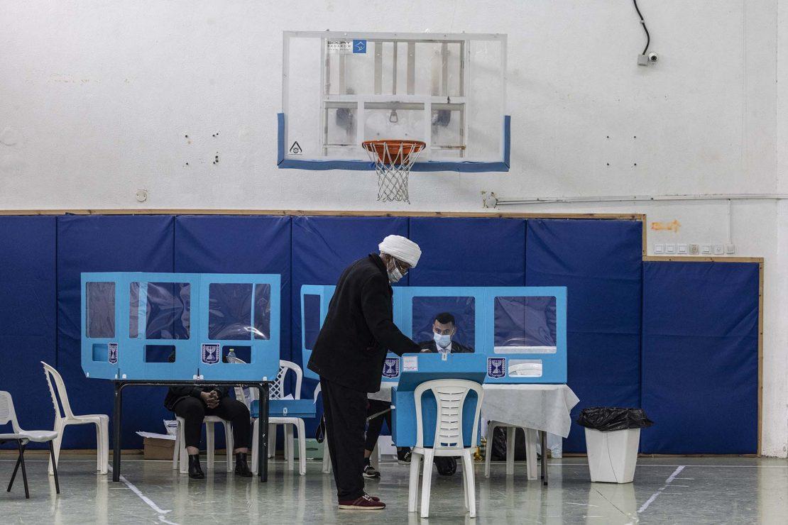 El bucle electoral de Israel