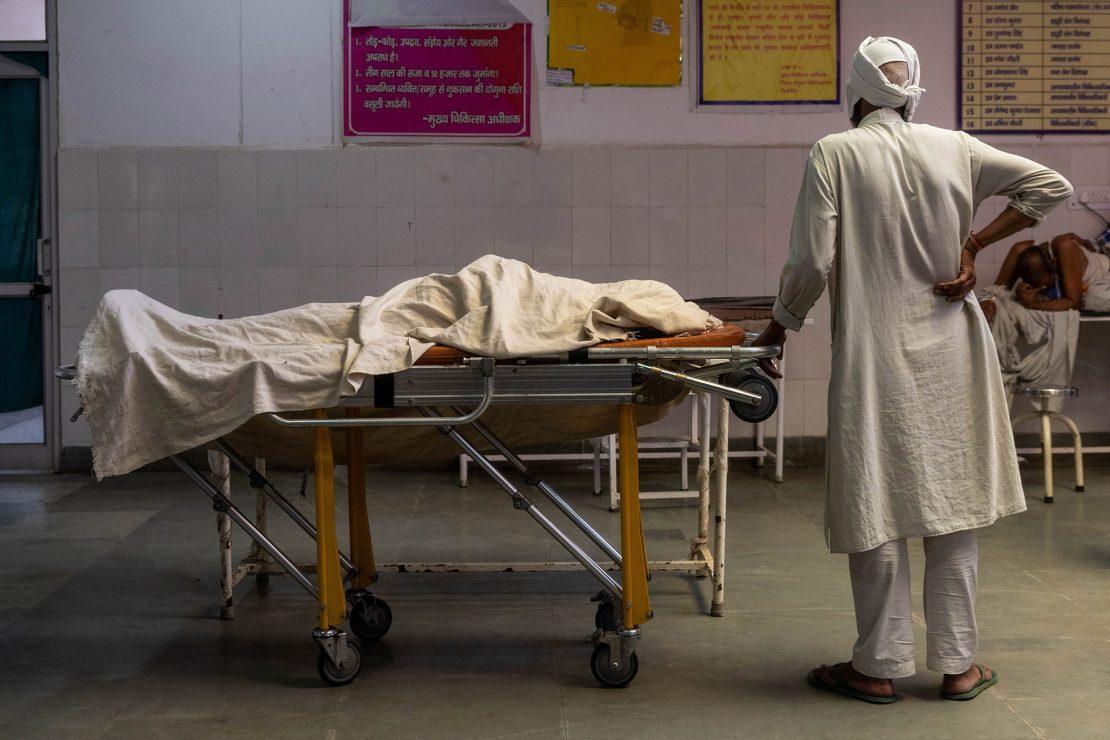 La pandemia deja al descubierto las heridas de la India
