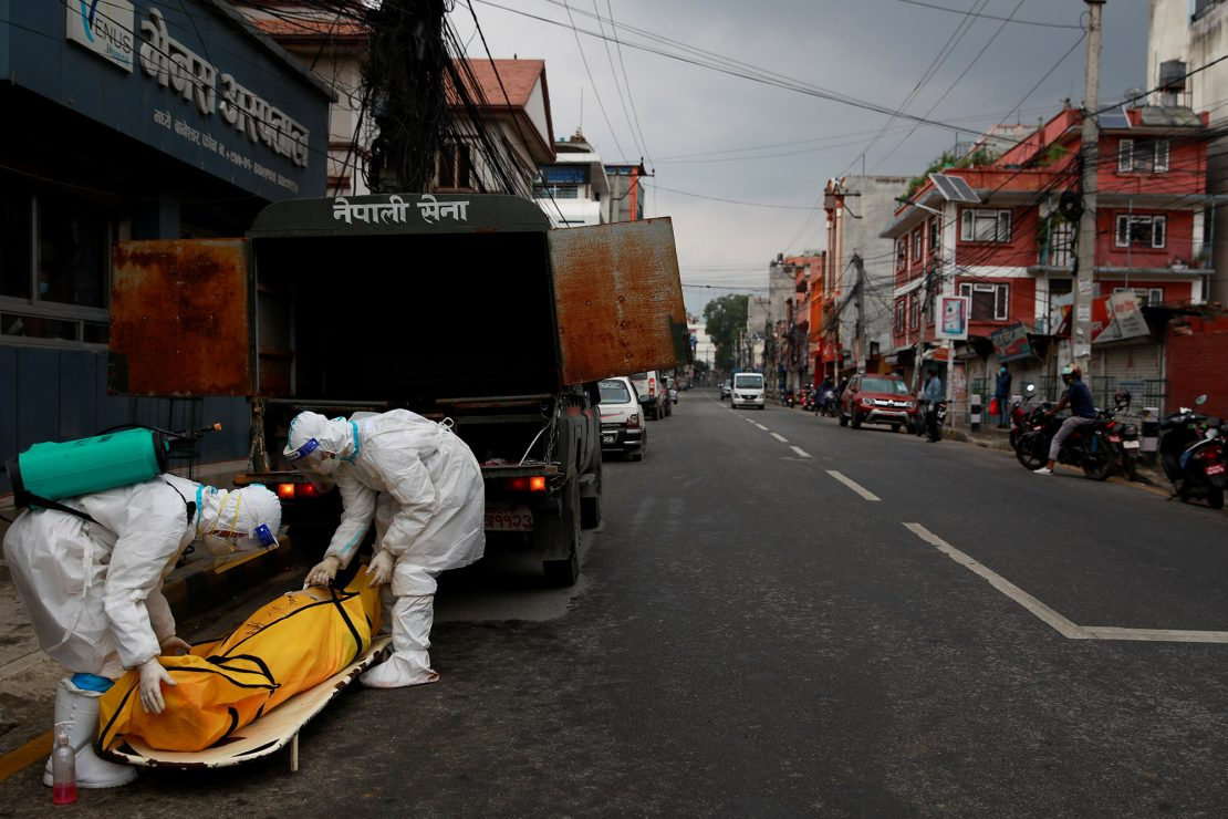 'El rickshaw': de la pandemia en Nepal a la liberación de las patentes