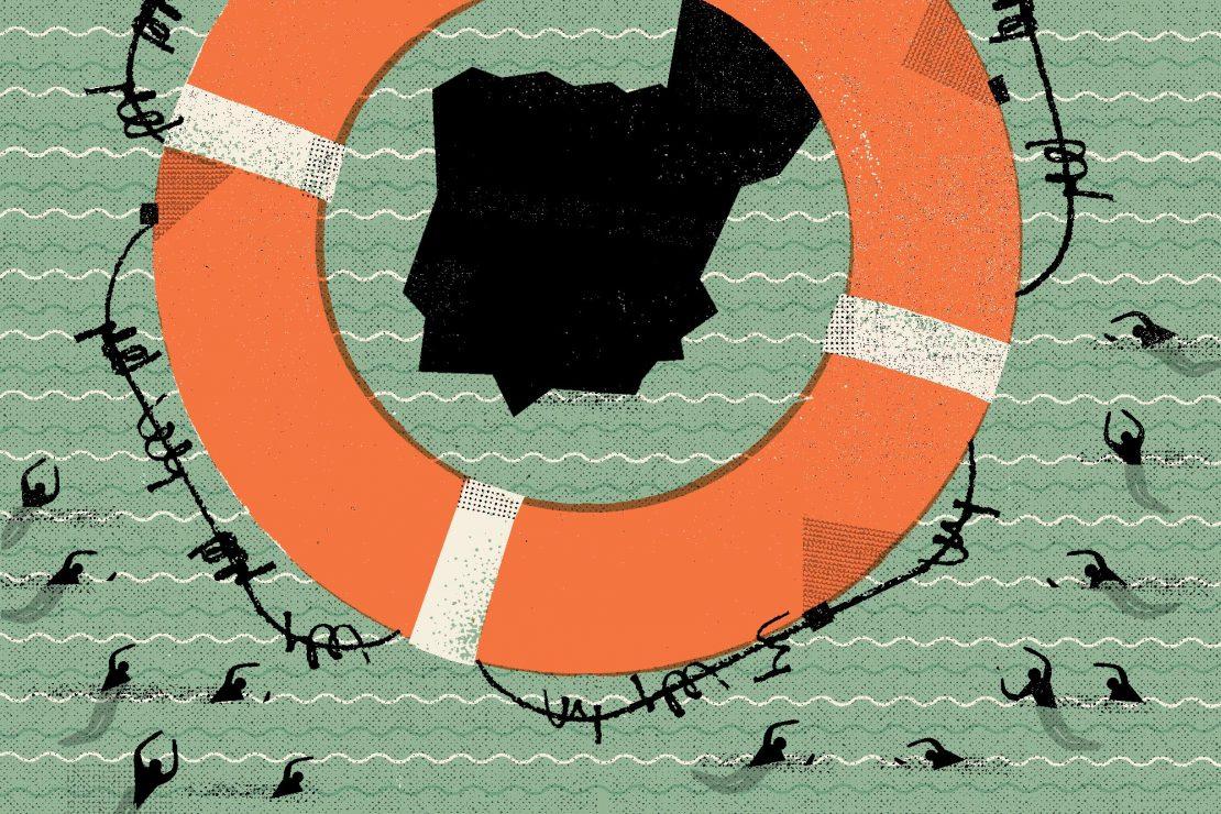 El espejo de las migraciones