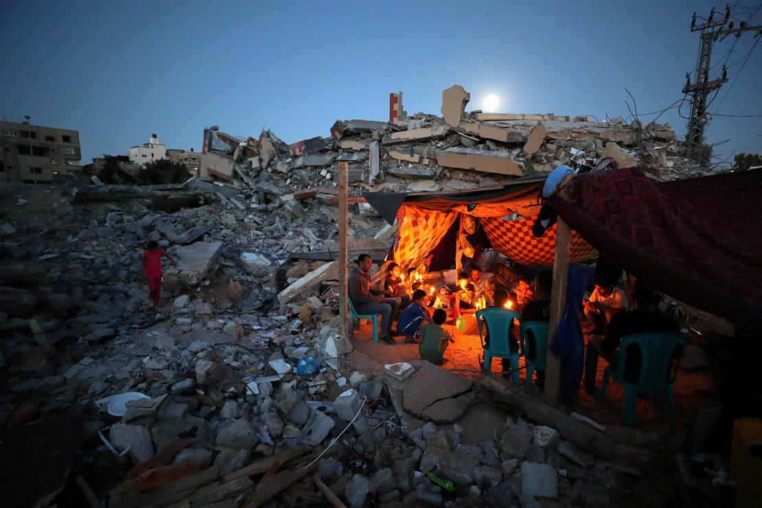 De la condena a Ratko Mladic a la difícil reconstrucción de Gaza