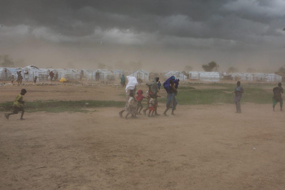 Conflictos y emergencia climática
