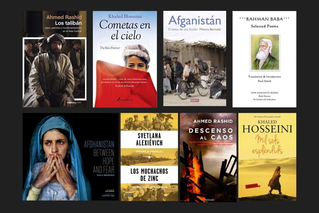 Libros sobre Afganistán