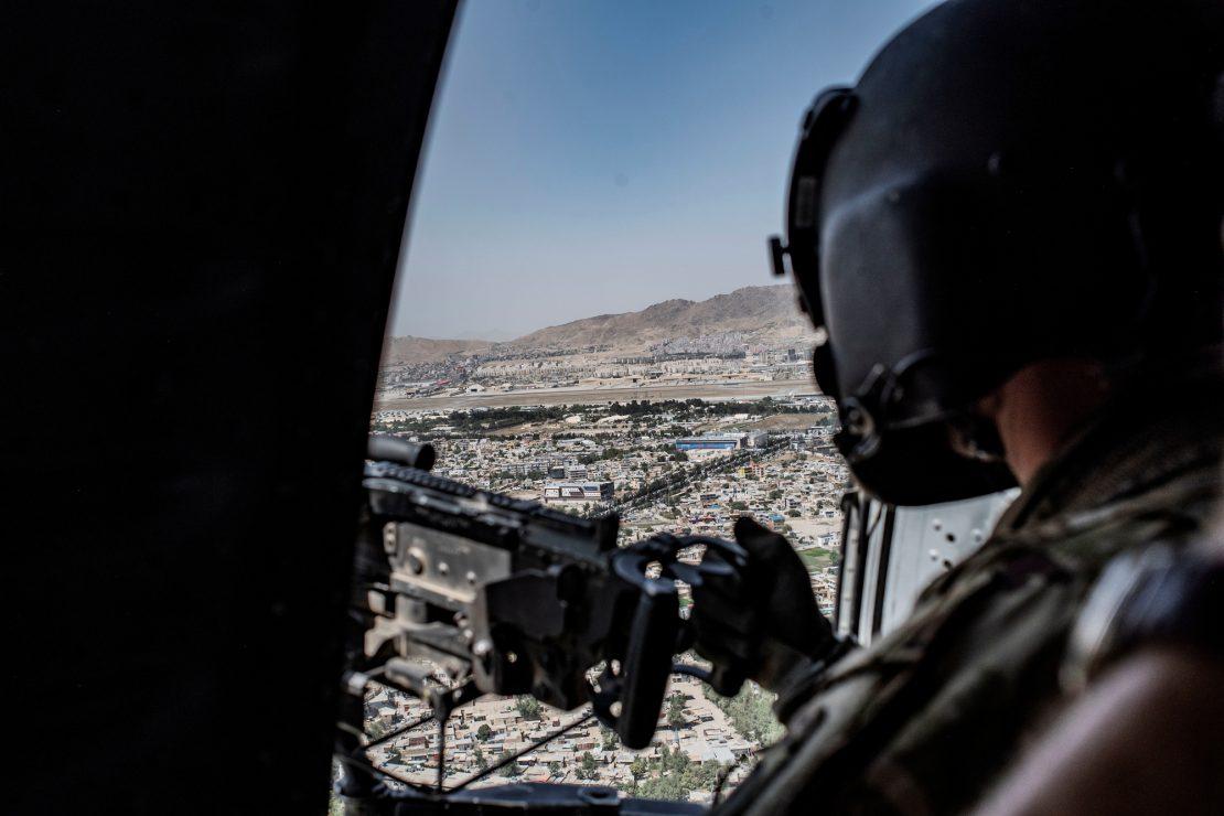 Los afganos que se quedan detrás