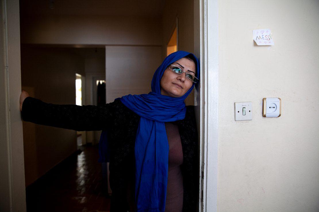 ¿Qué pasará ahora con los refugiados afganos? La historia de Nesime