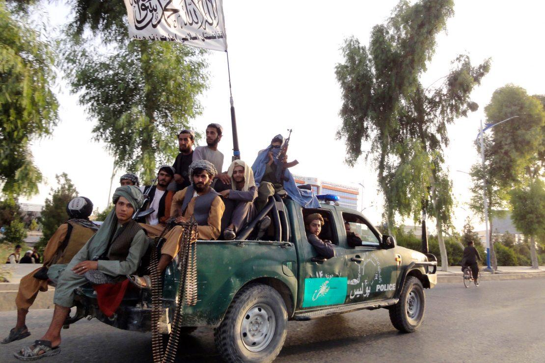 El matí de Catalunya Ràdio: Afganistán en manos de los talibanes