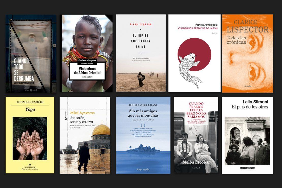 Diez libros para agosto