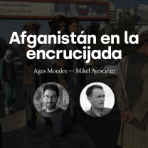 Charla online: Afganistán en la encrucijada