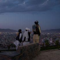 La máscara talibán