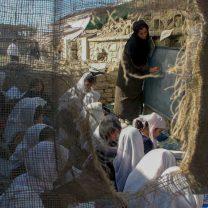 Los sueños rotos de las afganas