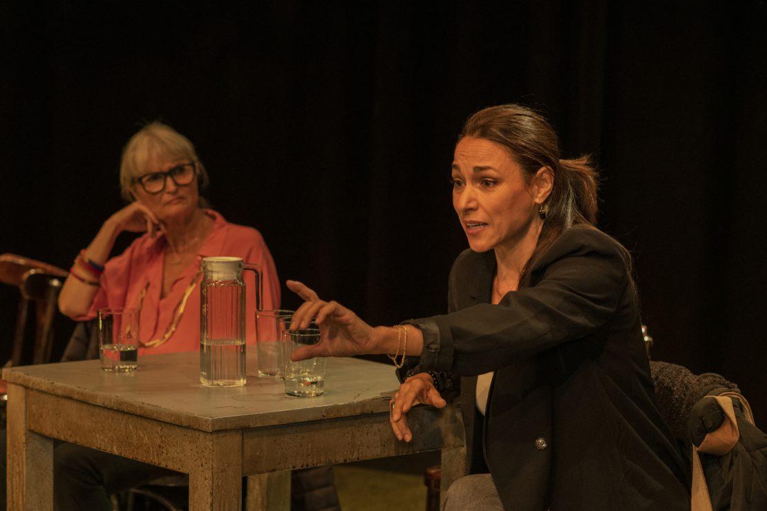'Contarlo para no olvidar' se sube al escenario del Teatro del Barrio