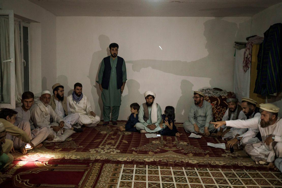 De los papeles de Pandora a la justicia rápida talibán en Afganistán
