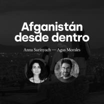 Charla online: Afganistán desde dentro